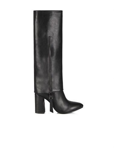 Oblavion Çizme Siyah